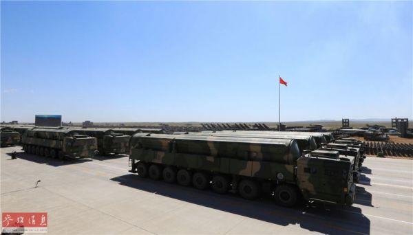 """美年度情报报告:中国军队具备""""后发优势"""""""
