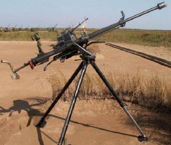 中国研这款重机枪竟源于错误情报 成世界最轻重机枪