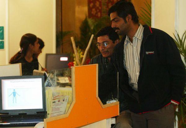 押注人工智能 印度企业AI领域竞争加速