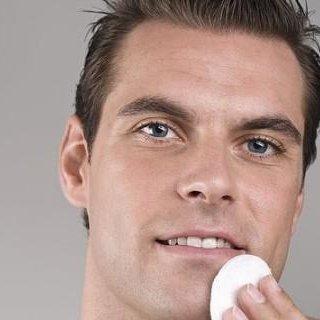 男士改善皮肤问题